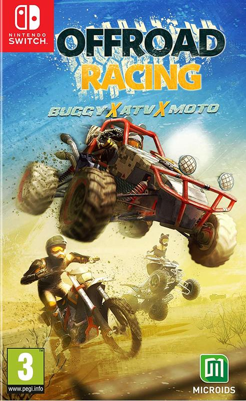 Off Road Racing for Switch