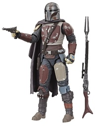 "Star Wars The Black Series: The Mandalorian - 6"" Action Figure"