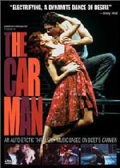 Matthew Bourne - The Car Man on DVD