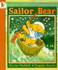 Sailor Bear by Martin Waddell image