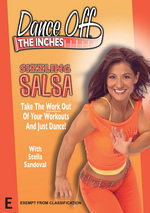 Dance Off The Inches - Sizzling Salsa on DVD