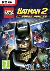 LEGO Batman 2: DC Super Heroes for PC Games
