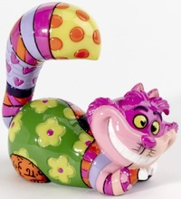 Romero Britto - Cheshire Cat Mini Figure