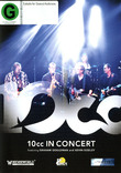 10CC - In Concert on DVD