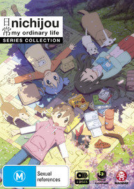 Nichijou: My Ordinary Life - Series Collection on DVD