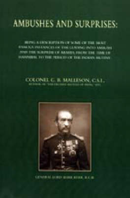 Ambushes and Surprises by G.B. Malleson image