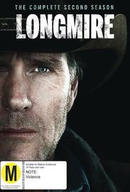 Longmire - The Complete Second Season on DVD