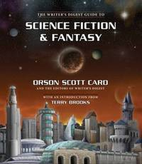 "The ""Writer's Digest"" Guide to Science Fiction and Fantasy by Orson Scott Card image"