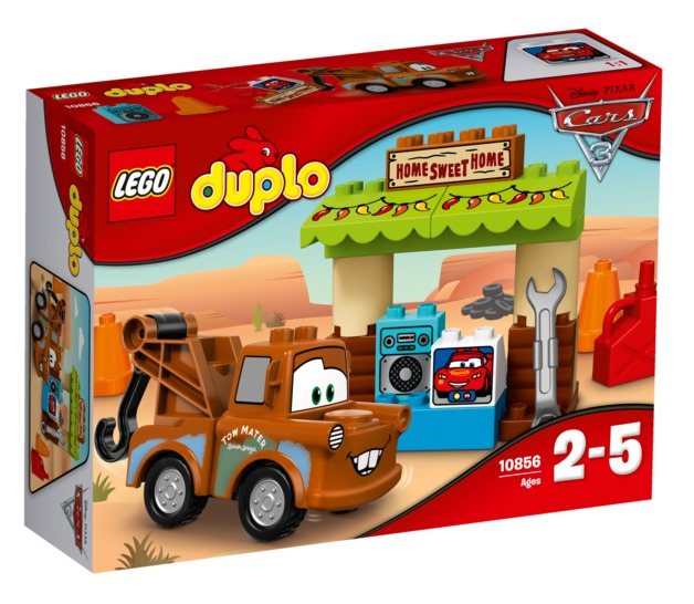 LEGO DUPLO: Mater´s Shed (10856)