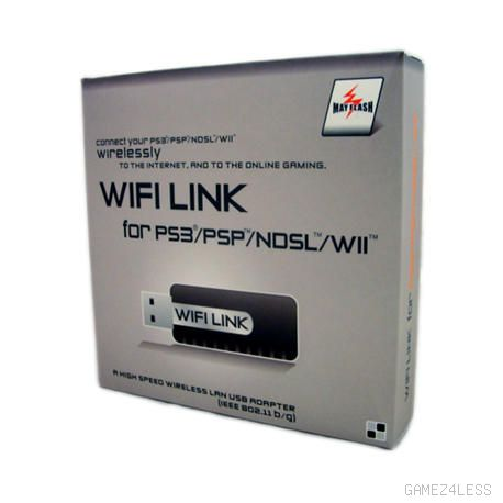 WiFi Link for PSP image