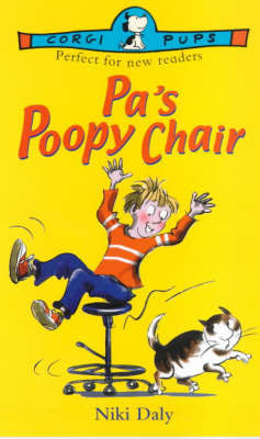 PAS POOPY CHAIR by Niki Daly