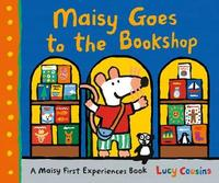 Maisy Goes to the Bookshop by Lucy Cousins image
