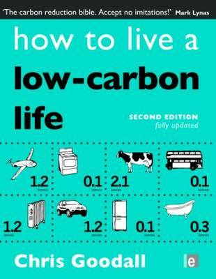 How to Live a Low-Carbon Life by Chris Goodall image