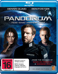 Pandorum on Blu-ray