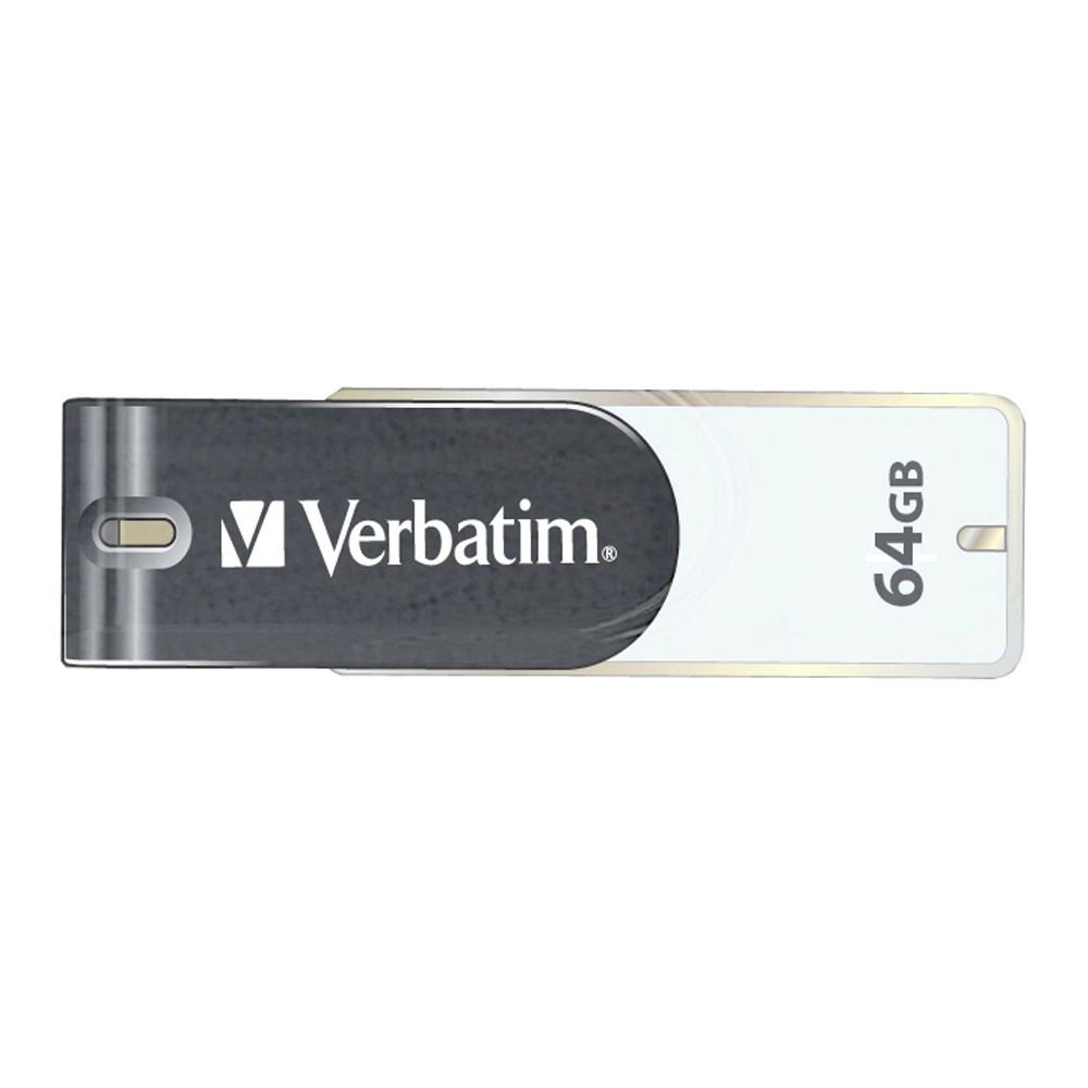 Verbatim Store'n'Go USB Drive Swivel - 64GB image