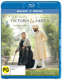 Victoria & Abdul on Blu-ray