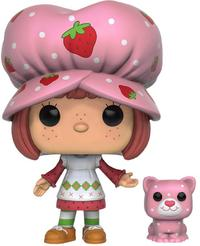 Strawberry Shortcake & Custard - Pop! Vinyl Figure