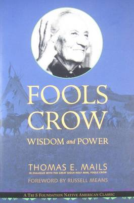 fools crow research paper Read this essay on fools crow come browse our large digital warehouse of free sample essays get the knowledge you need in order to pass your classes and more only at termpaperwarehousecom.