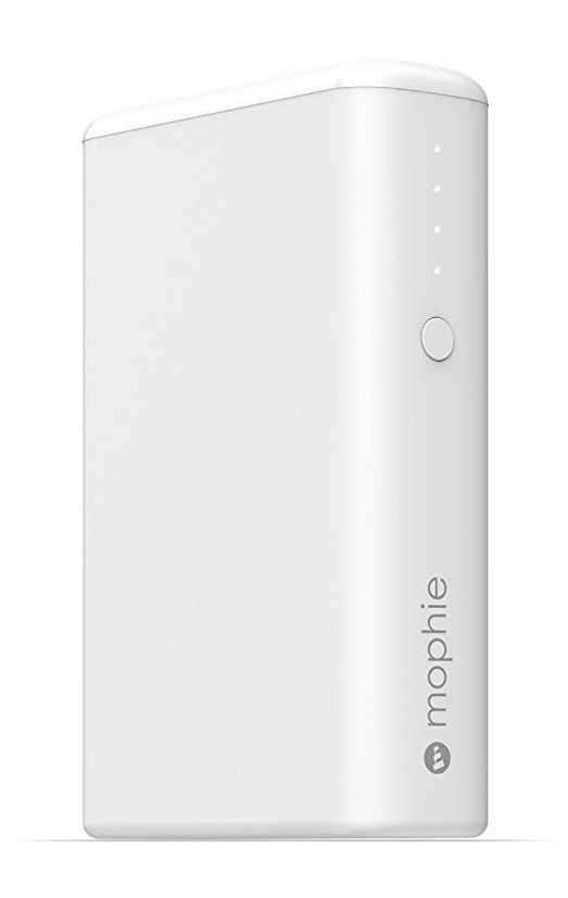 sports shoes 50903 ad723 Mophie PowerBoost V2 5,200mAh - White