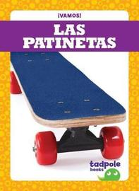 Las Patinetas (Skateboards) by Tessa Kenan