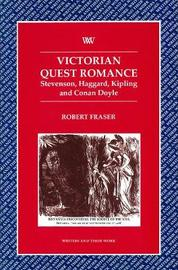 Victorian Quest Romance by Robert Fraser image