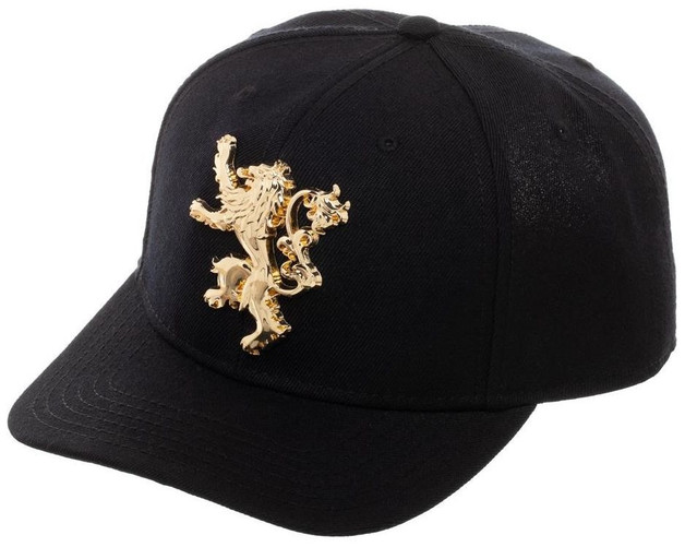 Game of Thrones: House Lannister - Snapback Cap