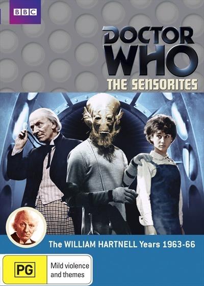 Doctor Who: The Sensorites on DVD image