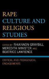 Rape Culture and Religious Studies