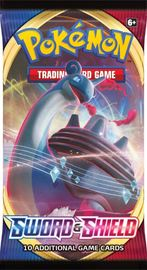 Pokemon TCG: Sword and Shield Single Booster (10 Cards) image