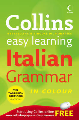 Collins Easy Learning Italian Grammar image