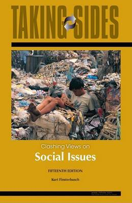 Clashing Views on Social Issues by Kurt Finsterbusch (University of Maryland---College Park) image