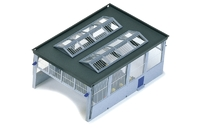 Diesel Main Depot Kit - 00 Gauge