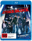Attack the Block on Blu-ray
