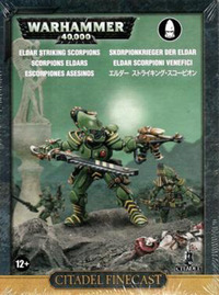Warhammer 40,000 Eldar Striking Scorpions