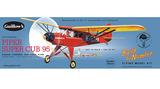 """Piper Super Cub 95 20"""" Wingspan Aircraft Model Kit"""