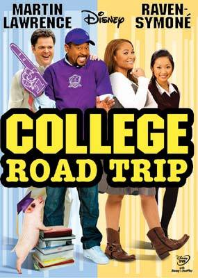 College Road Trip on DVD