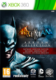 Batman: Arkham Collection (3 games!) for Xbox 360