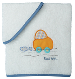 Mother' Choice Towel & Face Washer Set - Road Trip