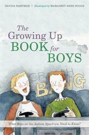 The Growing Up Book for Boys by Davida Hartman