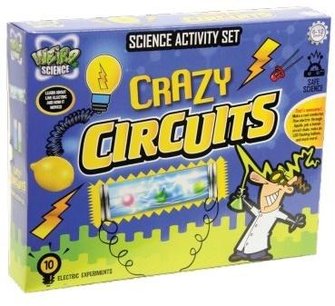 Grafix: Weird Science - Crazy Circuits image