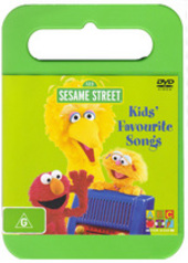 Sesame Street: Kids' Favourite Songs on DVD