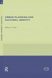 Urban Planning and Cultural Identity by William Neill image