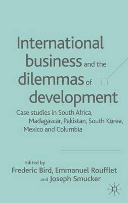International Business and the Dilemmas of Development image