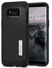 Spigen Galaxy S8+ Rugged ArmorSpigen Galaxy S8+ Slim Armor Case Black