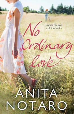 No Ordinary Love by Anita Notaro image