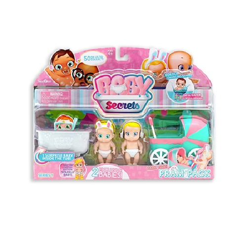 Baby Secrets: Accessory Pack - Pram Pack image