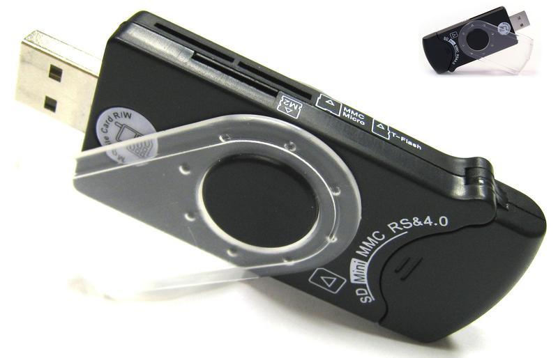 Sealand USB Mobile Express Multi Card Reader / Writer image