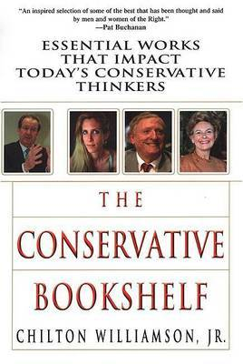 Conservative Bookshelf by C. Williamson