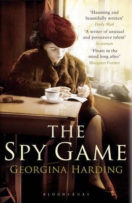 The Spy Game by Georgina Harding image