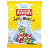 Maynards Jelly Snowmen (165g)